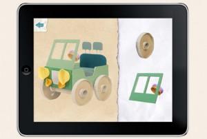 Designing 'Play School Art Maker' iPad app