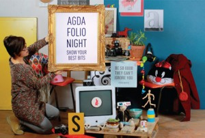 AGDA Folio Night
