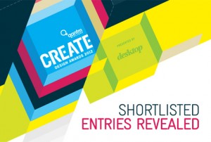 Qantm Create Design Awards – shortlisted