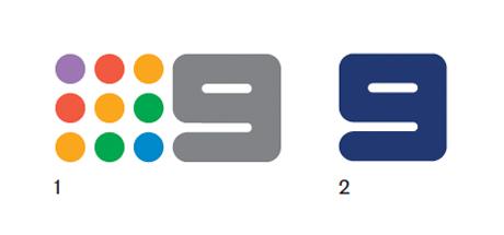 Brian Sadgrove, 1970, Channel Nine logo