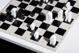 Type Chess Set