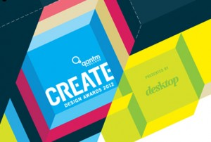 Qantm Create Design Awards 2012 winners