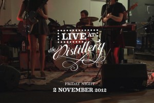 Live at The Distillery
