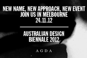 AGDA Design Biennale 2012 – winners