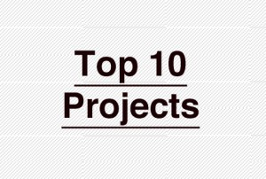 desktop's top 10 projects for 2012