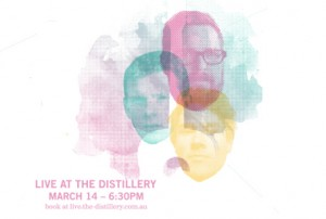 Live at The Distillery 2013