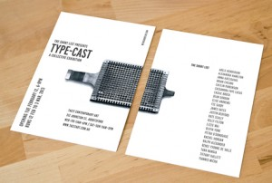 The Short List – Type-Cast