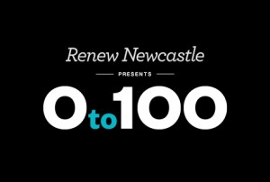 0 to 100: The Projects of Renew Newcastle