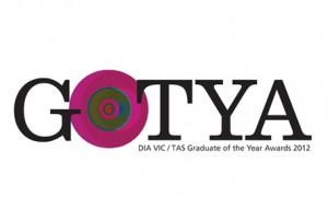 VIC TAS GOTYA finalists 2012