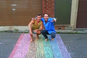 Sydney's Do It Yourself Rainbows