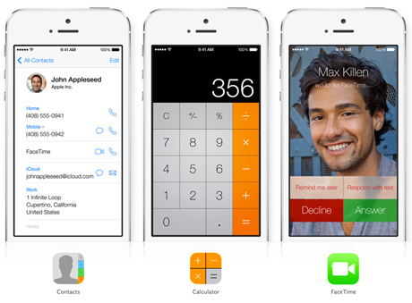 Apple unveils a fresh new look for iOS 7