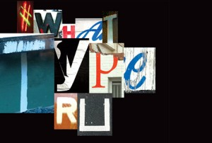 What Type R U? A Designworks Instagram competition