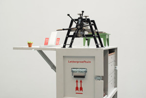 Letterproeftuin sets up The Smallest Printing Company