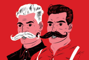 Goodson Illustrators Draw Support For Gay Rights in Russia