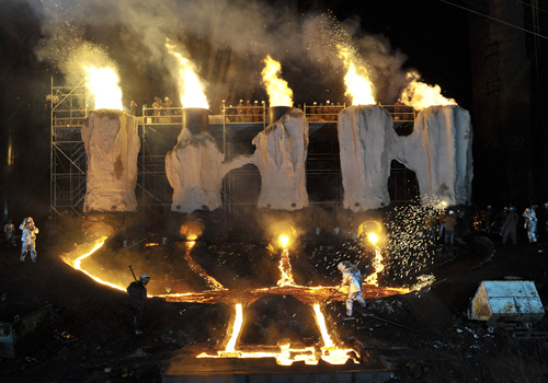 River Of Fundament, A film by Matthew Barney and Jonathan Bepler