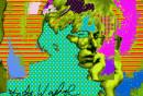 Warhol's digital portrait