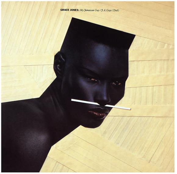 My Jamaican Guy - Grace Jones by Jean-Paul Goude