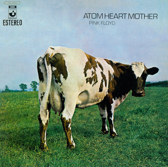 Atom Heart Mother - Pink Floyd by Hipgnosis