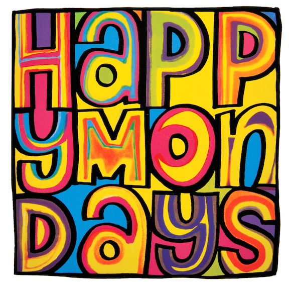 Wrote for Luck - Happy Mondays by Central Station
