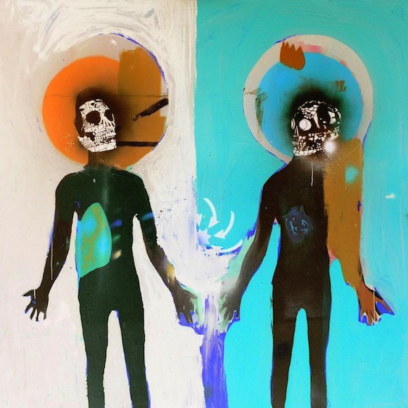 Splitting the Atom - Massive Attack by Tom Hingston and Del Naja