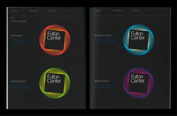 Logo Imitates Life For The Fulton Centre Desktop