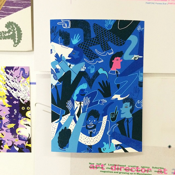 Thanks for the package, @danielhgray! Your work is now cheering us from the wall!