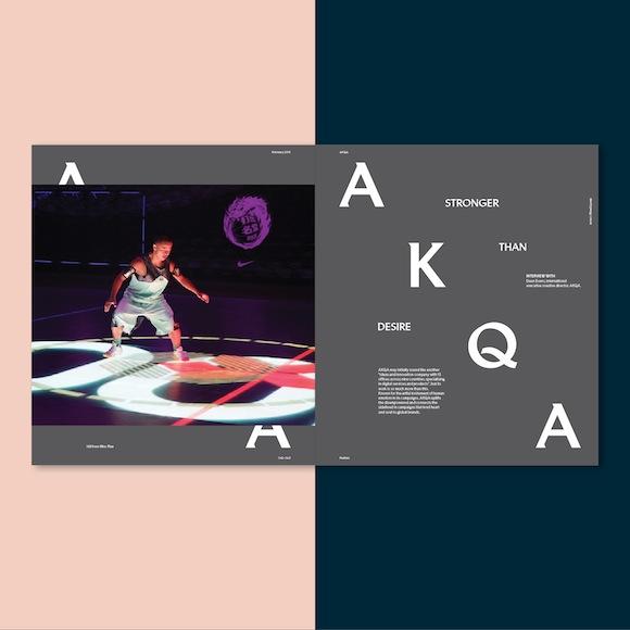 Final Layout - AKQA Feature