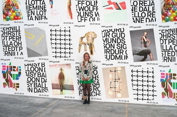 Reference Image - Idea Parade CI by Studio Verena Hennig
