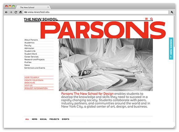 parsons web