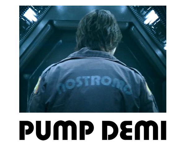 Captain Dallas wearing Pump Demi in Alien
