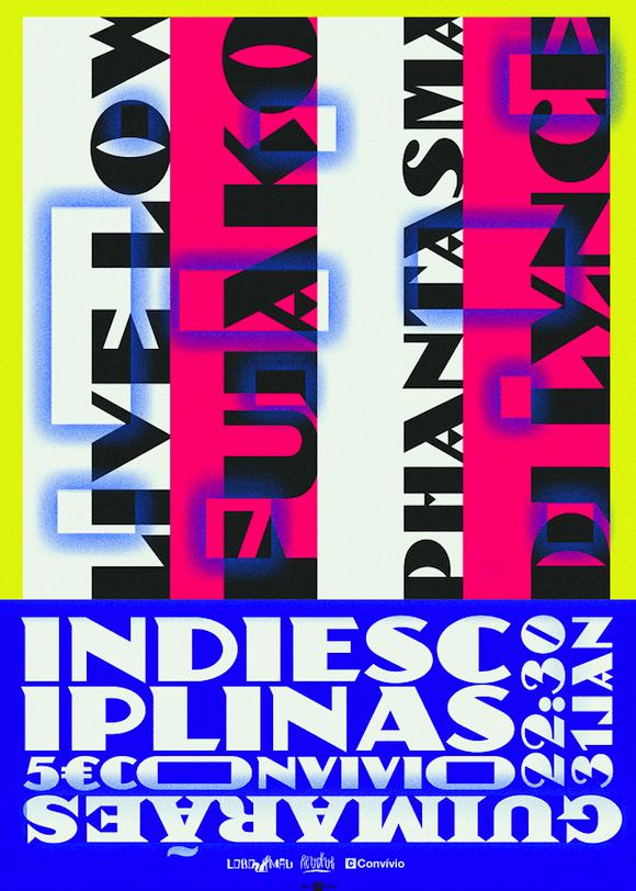 The Royal Studio: Indiesciplinas (ticket)