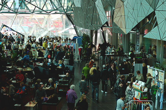 Melbourne Mystery Market at The Atrium