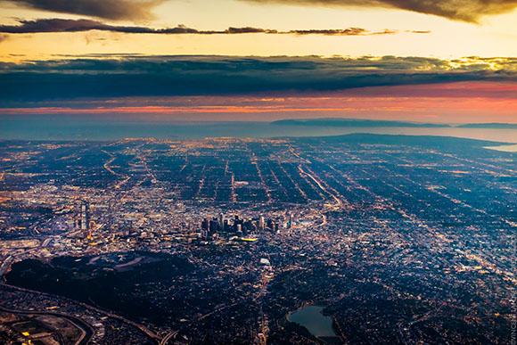 Los Angeles by Vincent Laforet