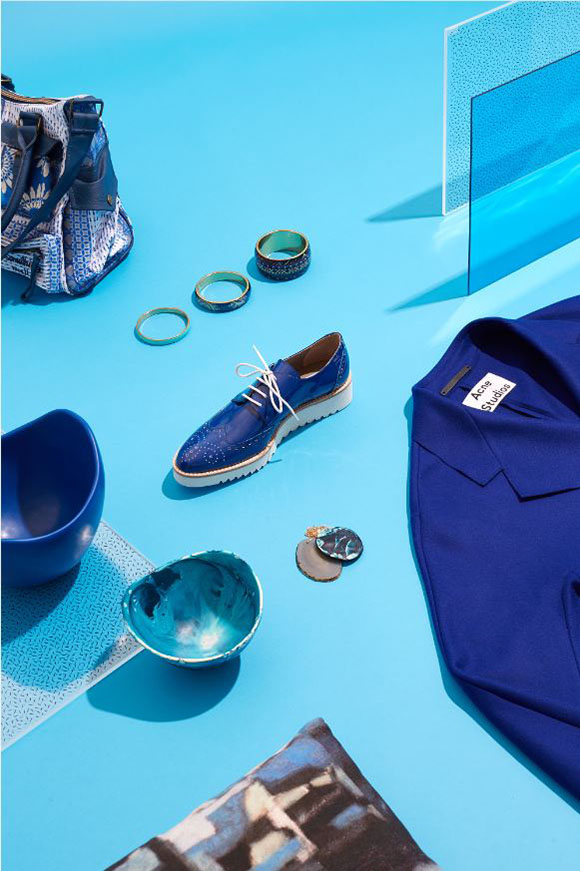 Colour of September: Blue