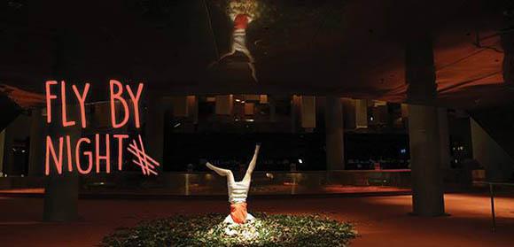 Melinda Heizel: Fly By Night at the Hamer Hall. Image: Nassiem Valamanesh