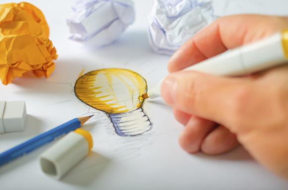 Copic Light Bulb
