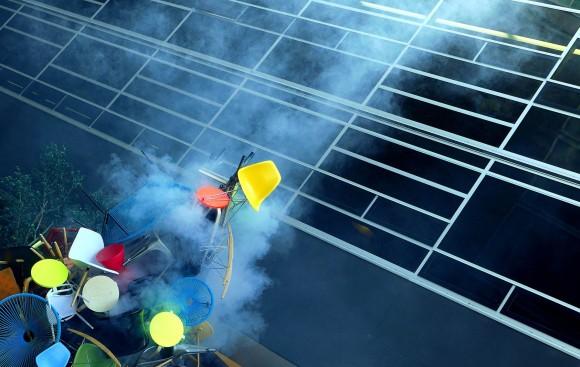 The 'Hill St Bonfire'. Image courtesy of designbytoko.com