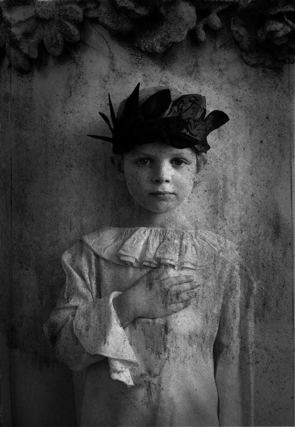 Jane Burton  'Childe #1' 2015 62 x 42.7 cm edition of 4 + 1 AP Courtesy the artist and Karen Woodbury Gallery, Melbourne