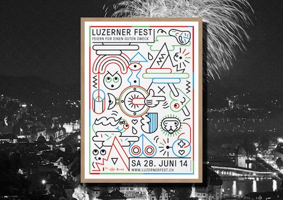 Daniel Peter for Luzerner Festival.