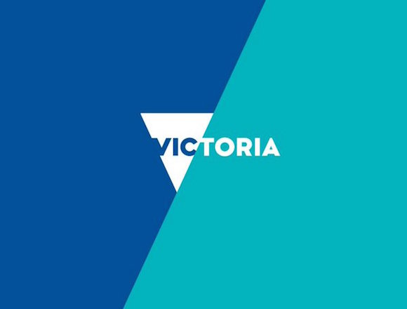 Victoria's new state logo, by Designworks and Ogilvy Australia.