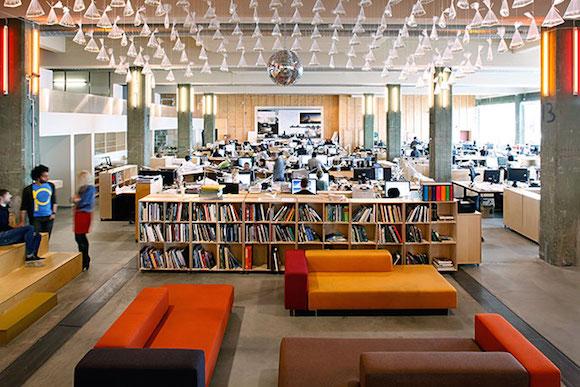 Snøhetta's Oslo office
