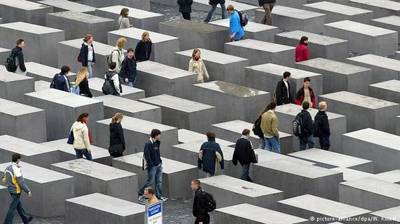 Berlin's Holocaust Memorial,  DW