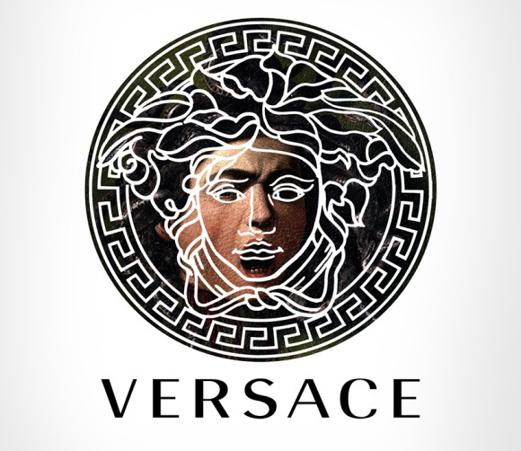 Versace + Medusa by Caravaggio