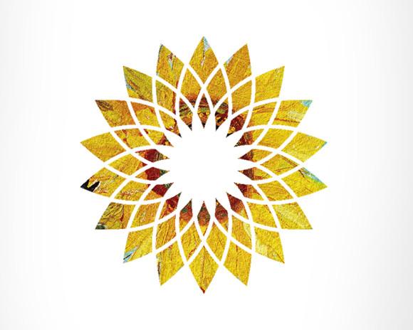 British Petroleum + Three Sunflowers by Vincent Van Gogh