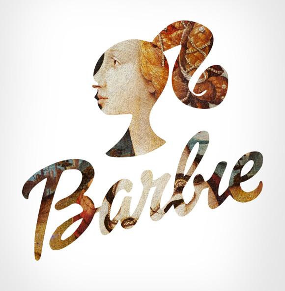 Barbie + Portrait of Simonetta Vespucci by Piero Di Cosimo