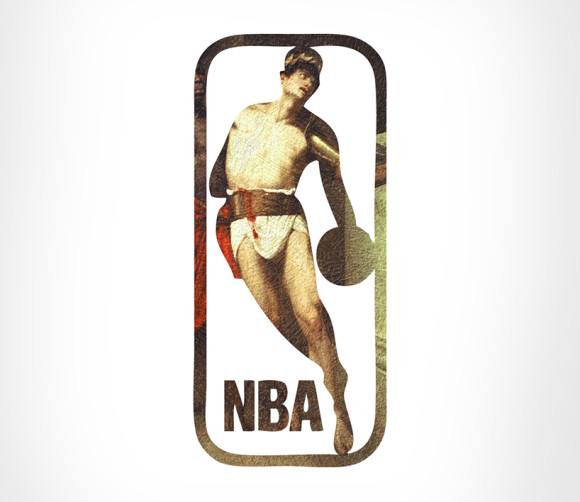National Basketball Association + Gladiators by Leon-Maxime Faivre