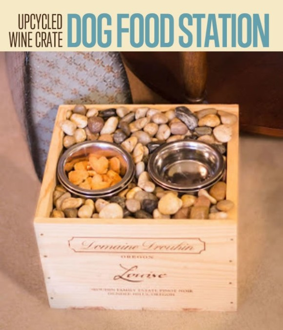 DOG-FOOD-STATION