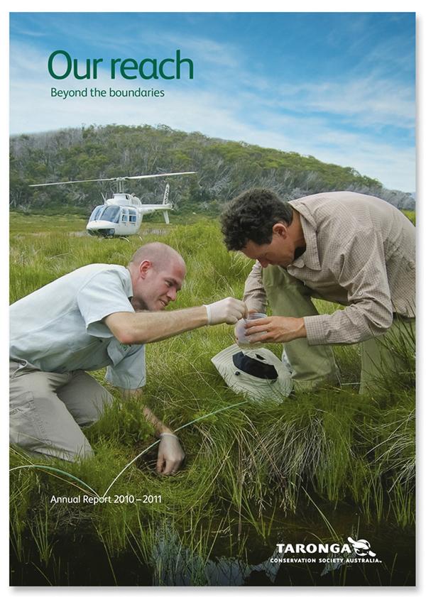 Taronga Zoo annual report | Desktop