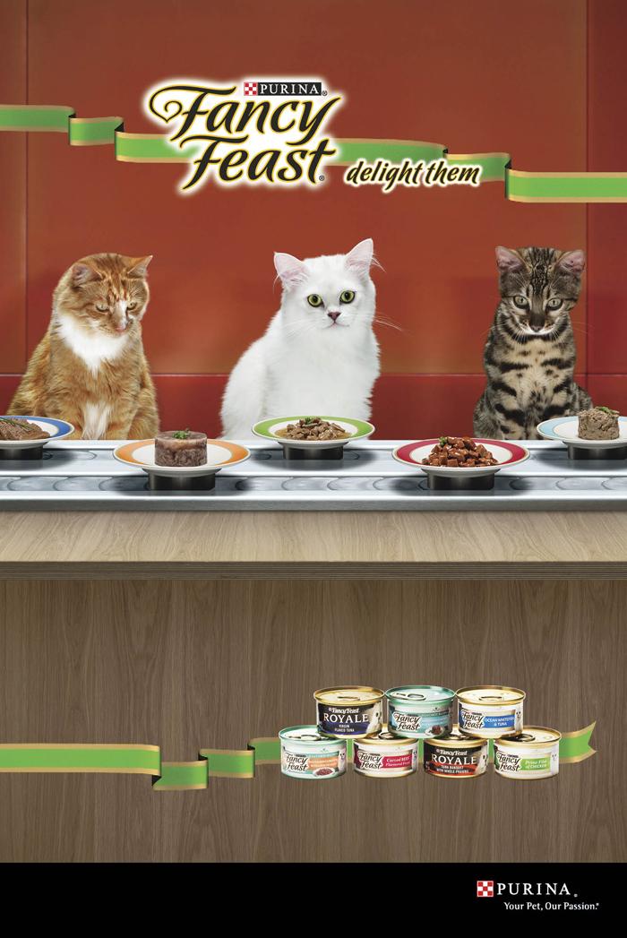 fancy feast packaging