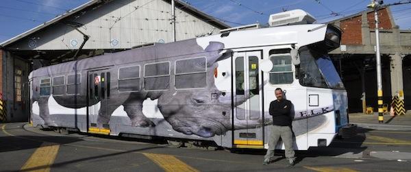 Tram 209 by Luke Cornish